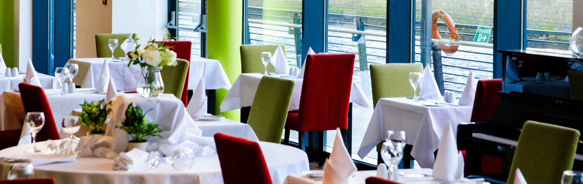 Glasshouse Restaurant Sligo